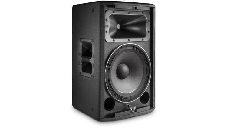 JBL PRX812W Review - offen ohne Schutzgitter