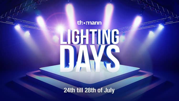 #ThomannLightingDays