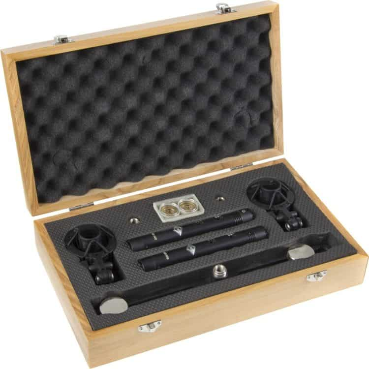 Kiste mit Lieferumfang - Fame Pro Series SD-100