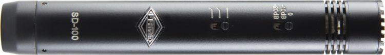 Kleinmembran-Kondensatormikrofon - Fame Pro Series SD-100