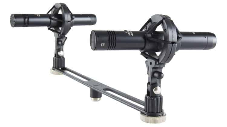 Stereo-Mikrofonschiene - Fame Pro Series SD-100