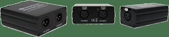 Kompakte Mikrofonvorverstärker - Nowsonic Maxximizer