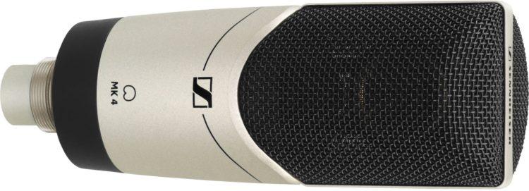 Sennheiser MK 4 digital - Analoges Mikrofon mit XLR