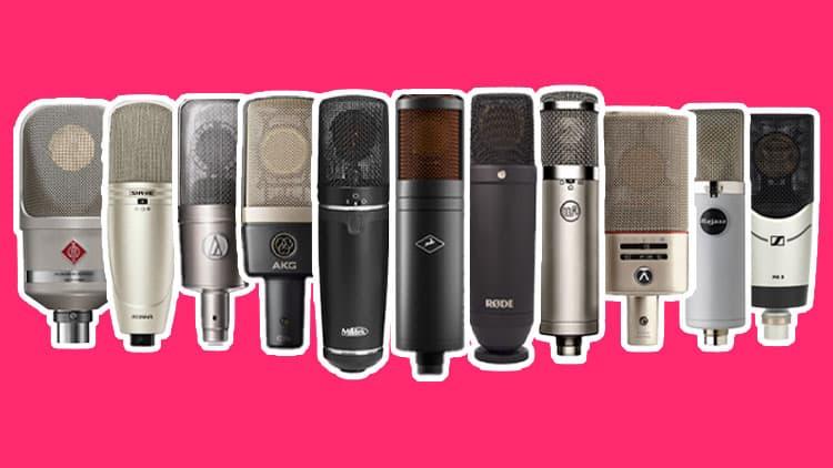 mikrofon vergleich