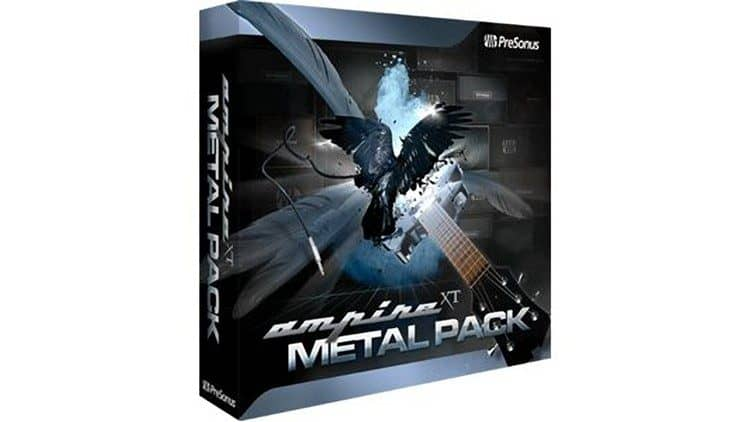 PreSonus Ampire XT Metal Pack