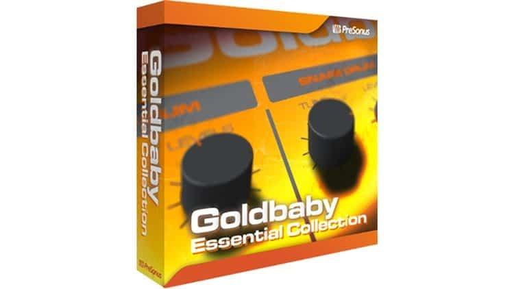 PreSonus Goldbaby Essentials Collection
