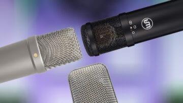 Mikrofone vergleichen