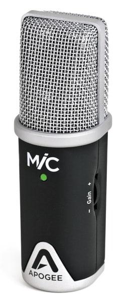 Apogee MiC 96k - USB-Mikrofon Test & Vergleich