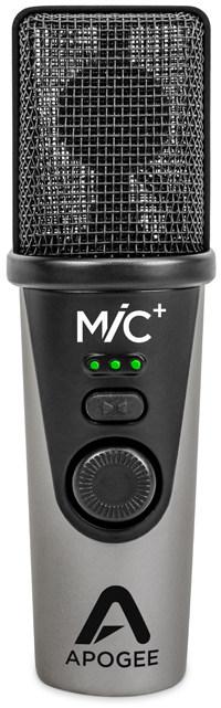 Apogee MiC+ - USB-Mikrofon Test & Vergleich