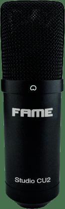 Günstiges USB-Mikrofon - Fame Studio CU2