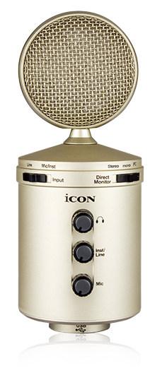 iCON U24 - USB-Mikrofon Test & Vergleich
