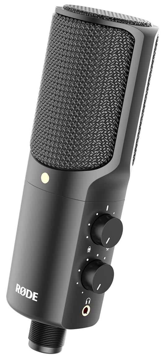 RØDE NT-USB - USB-Mikrofon Test & Vergleich