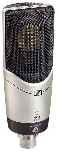 Sennheiser MK 4 digital - USB-Mikrofon Test & Vergleich