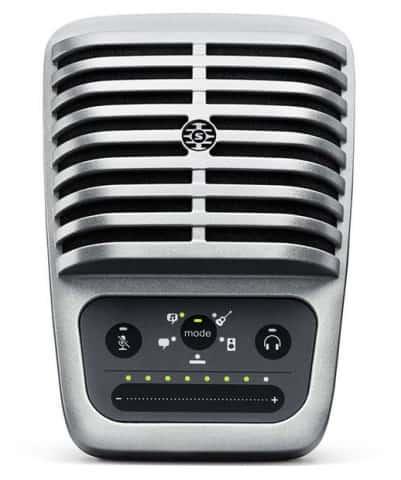 Shure Motiv MV51 - USB-Mikrofon Test & Vergleich