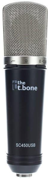 t.bone SC 450 USB - USB-Mikrofon Test & Vergleich
