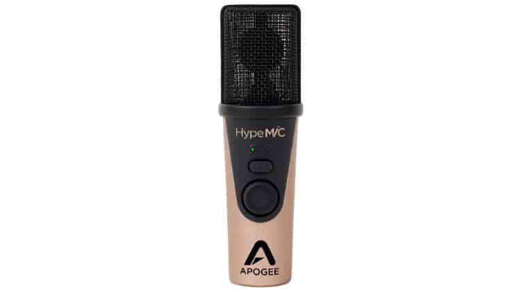 gutes USB Mikrofon Apogee HypeMiC
