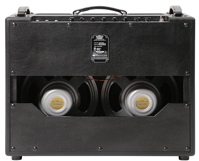 Rückseite - Vox AC30HW60 - offenes Gehäuse