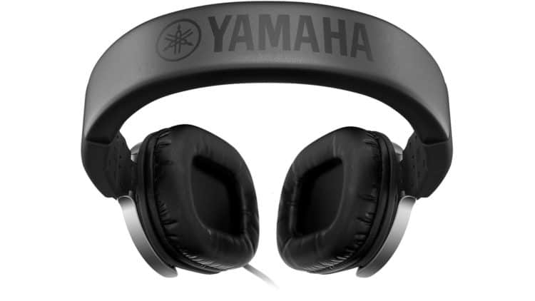 Yamaha HPH-MT8 - Design