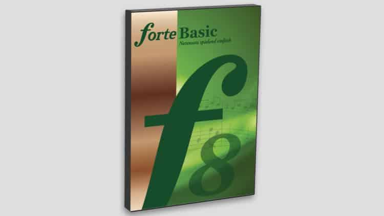 Forte 8.5 Basic