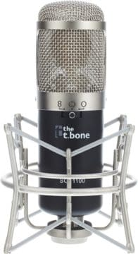 t.bone SC-1100 - Erfahrung von der Mikrofonspinne