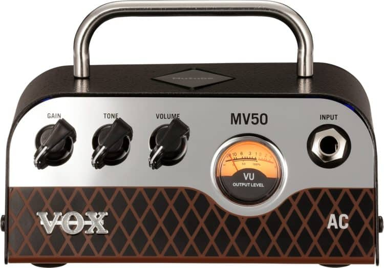 Vox MV50 AC Test