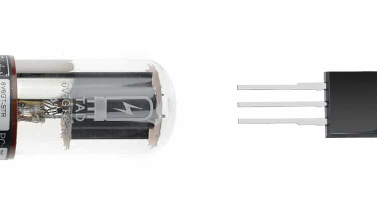 Röhre oder Transistor