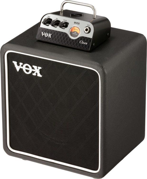 Vox BC108 + Vox MV50 Clean