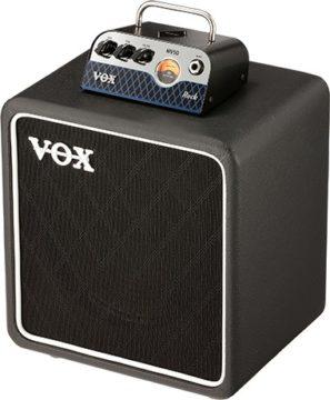 Vox BC108 + Vox MV50 Rock