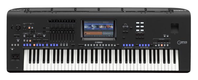 Yamaha Genos - Flaggschiff Keyboard mit Arranger