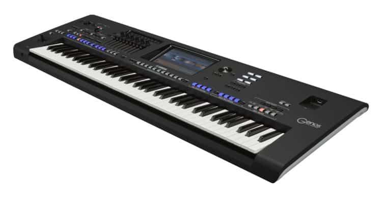 So sieht das neue Arranger Keyboard aus