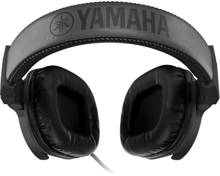 Kopfbügel & Ohrpolster des Yamaha HPH-MT5