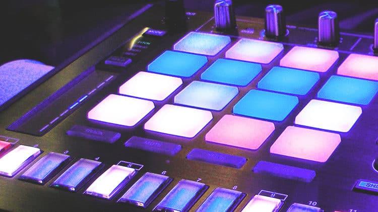 Controller für die Musikproduktion