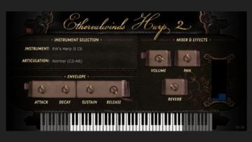 Etherealwinds Harp II CE