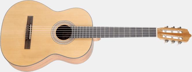 Günstige Akustikgitarre kaufen - La Mancha Rubinito LSM