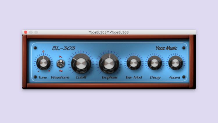 Yooz Music BL-303