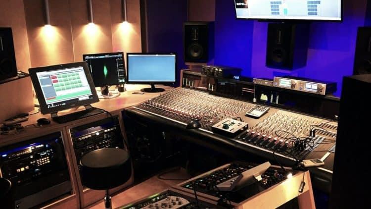 Double-D Mastering Studio von Fritz Fey