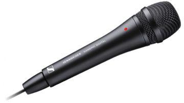 Pocast-Mikrofon - Sennheiser HandMic digital