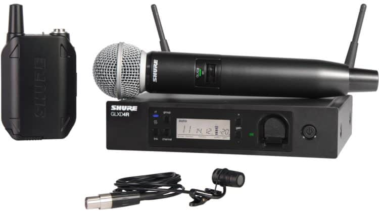 Shure GLX-D Advanced