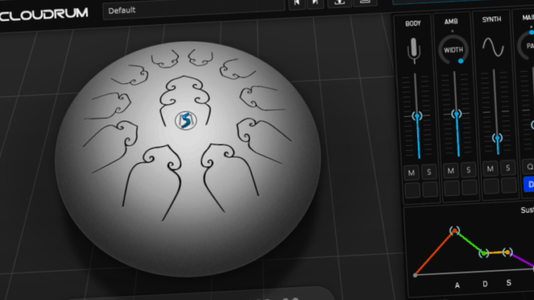Ample Sound Percussion Cloudrum