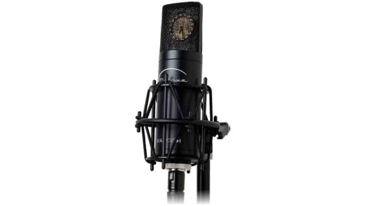 Studio-Mikrofon anschließen - Mojave MA-201fet