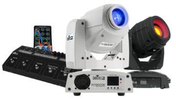 Scheinwerfer steuern leicht gemacht - Moving Lights programmieren
