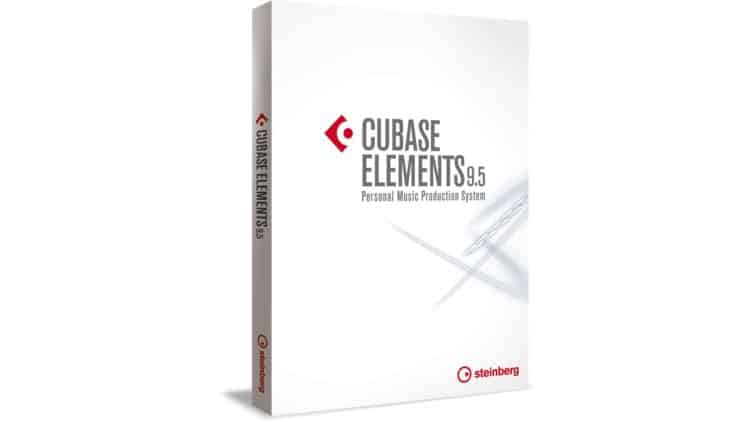 Steinberg Cubase Elements 9.5 Test