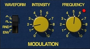 Modulation - UAD Korg SDD-3000 im Test