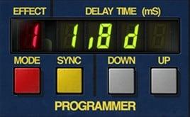 Programmer - UAD Korg SDD-3000 Test