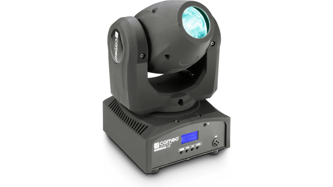 Cameo NanoBeam 300 - Beam als Moving Head