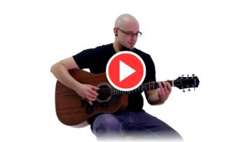 Fingerstyle Gitarre lernen
