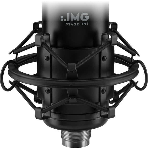Mikrofonspinne des IMG STAGELINE ECMS-50USB