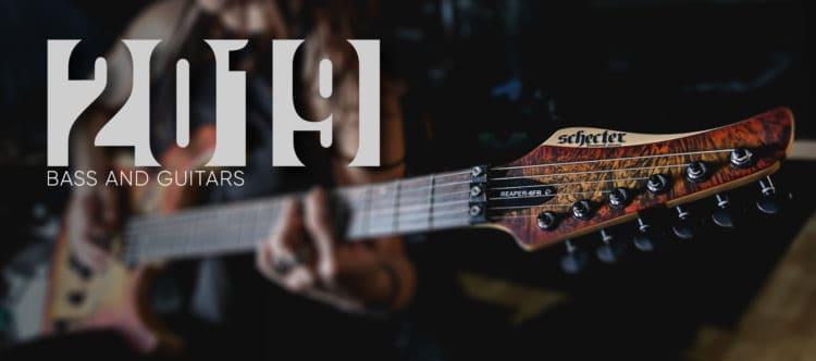 Schecter Gitarre & Bass 2019 - NAMM Gerüchte