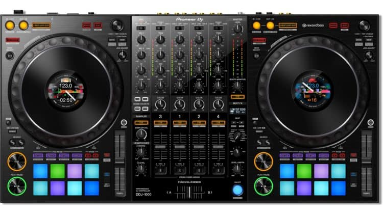 Pioneer DDJ-1000 - NAMM Highlights