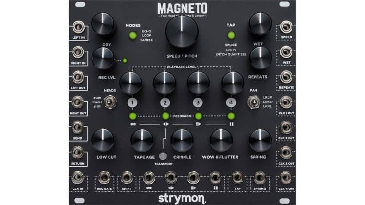 Strymon Magneto - NAMM Highlights